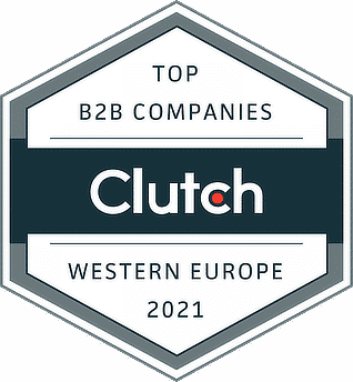 Top B2B App Development Company Clutch Award 2020